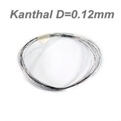 atomizer heating coil Kanthal 0.12mm